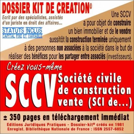 SCI construction vente