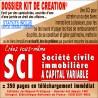 SCI à capital variable - recommande