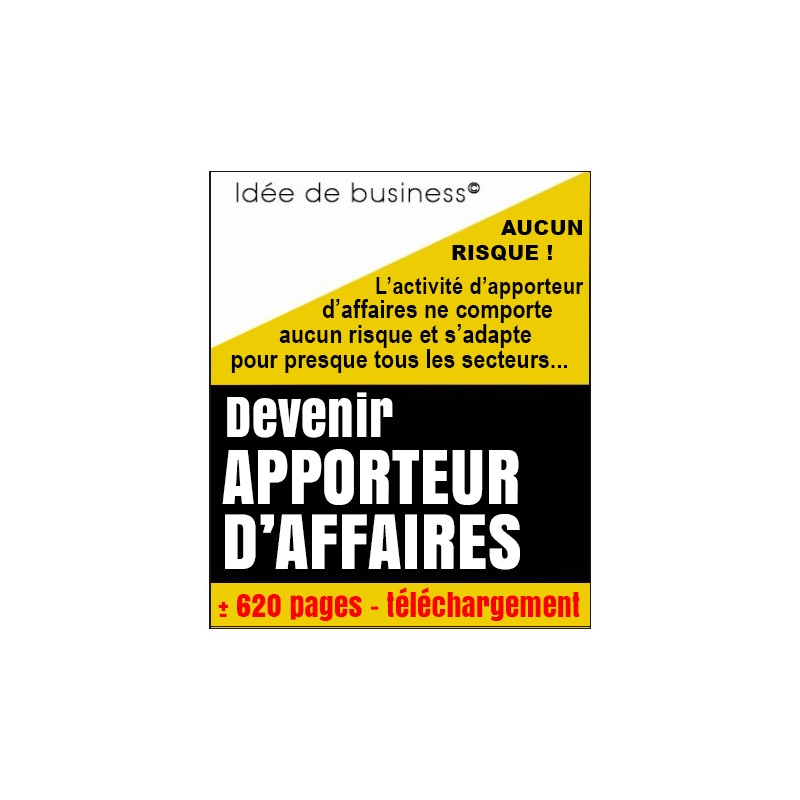 Apporteur D Affaires