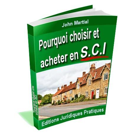 Pourquoi choisir une SCI